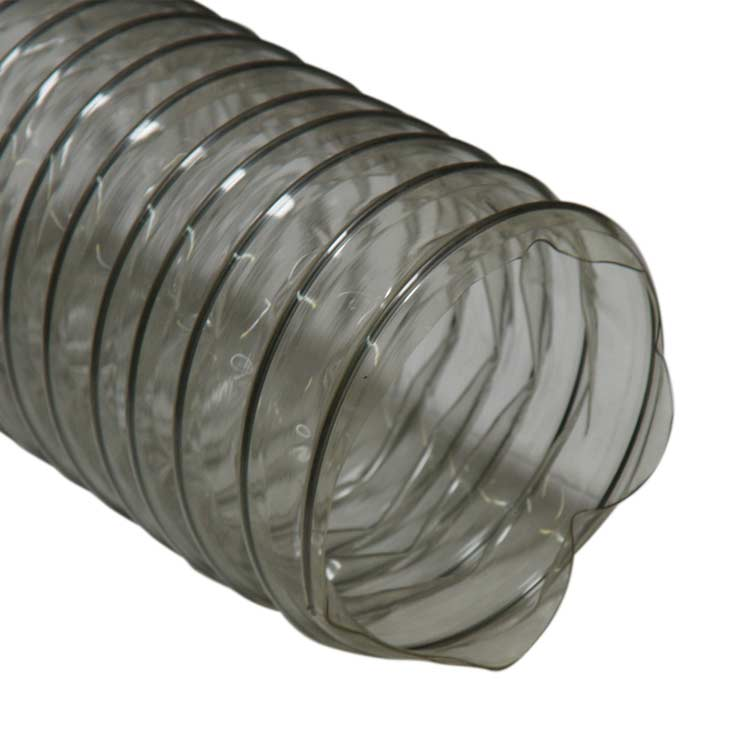 how to cut flexible ducting