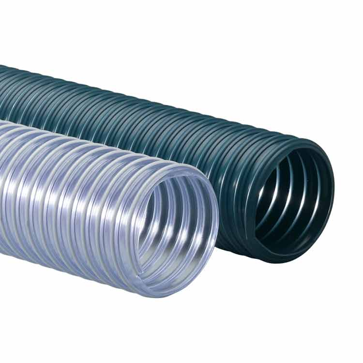 Flexible Duct Hose : Quot pvc flexduct heavy duty flexible ducts ducting