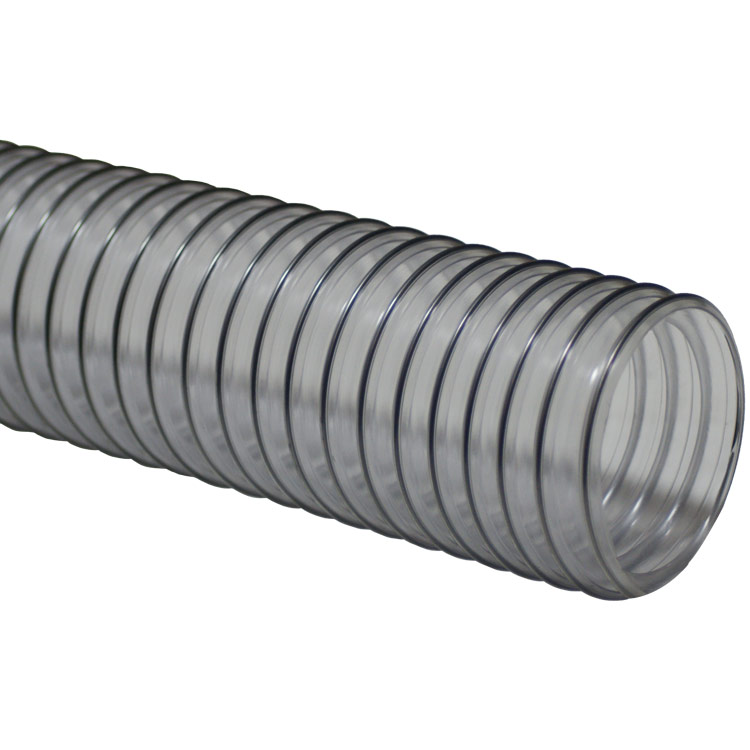 Flexible Duct Hose : Quot pvc flexduct medium duty flexible hose ducting