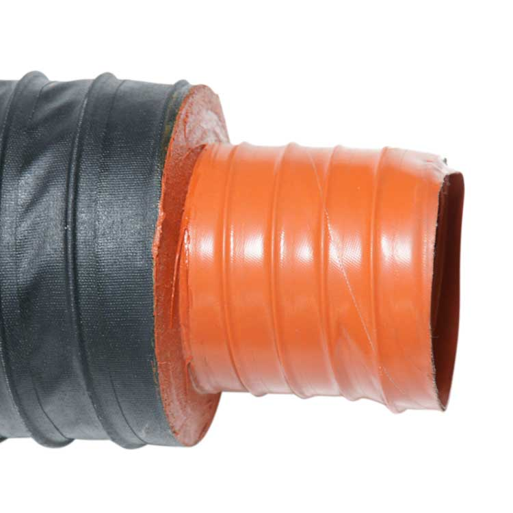 Insulated Vent Duct : Quot silico insulated flexible duct ducting